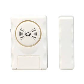 Door/Window Magnet Alarm   Magnetic Sensor For Detecting Entry