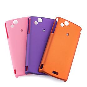 Protective PVC Case for Sony Ericsson X12 (Randome colour)