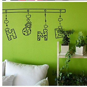 Home Decorative Wall Sticker(0565-1105011)