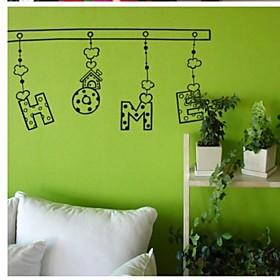 Home Decorative Wall Sticker(0565-1105011)