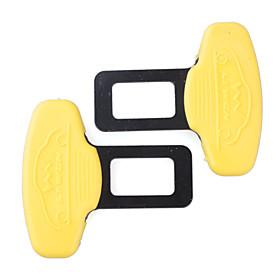 Car Safety belt soft lock