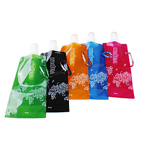 Travel Portable Water Bottle (5 Pcs Pack)