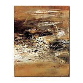 Pintura Al Oleo Abstracto