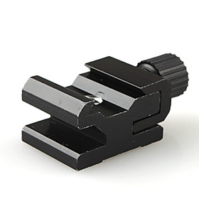 Hot Shoe Flash Stand Adapter with 1/4-20 Tripod Screw