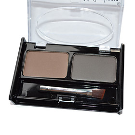 Dual Eyebrow Powder
