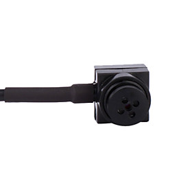 Mini 1/4''SONY Color CCD Camera with built-in Microphone (Dimension: 15x15mm)   Acid resisting, High Hardness