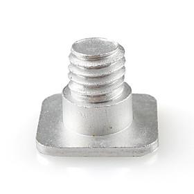 1/4 to 3/8 Convert Screw Adapter for Tripod  Monopod W Hot Shoe