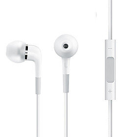 Replacement In-Ear Earphones with Microphone and Volume Control for iPhone 5  iPhone 4/4S