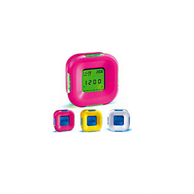 Flashing Backlight Alarm Clock Calendar Thermometer Timer