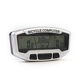 LCD Bicycle Bike Computer Odometer Speedometer