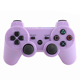 Wireless DualShock 3 Controller for PS3 (Purple)