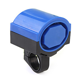 Bicycle Bike Ultra-loud Horn Electronic Bell Blue