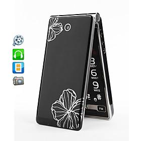 Celular Sh9010 Con Tv Y Pantalla Giratoria