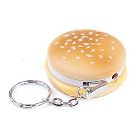 Hamburger Shape Metal Gas Lighter