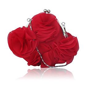 shell de gasa con bolsa de fiesta de la flor / garras / novedad / muñequeras