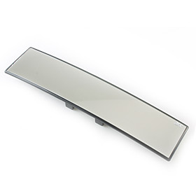 300mm Curve Universal Upper Rearview Mirror for Car