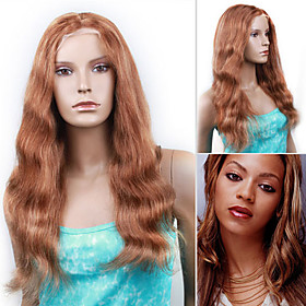 Beonce's Fashionable Style Full Lace With Stretch On Crown Natural Wave 16
