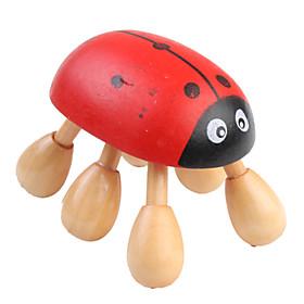 Coccinella Wooden Massage Tool