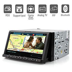 Reproductor DVD 7 pulgadas   Bluetooth   TV   RDS