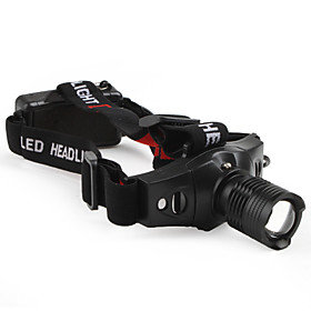 Q5 LED 3-Mode Telescopic Headlight 3XAAA