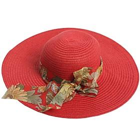 TS Paper Straw Hat