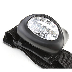 5 LED Headlamp 3 x AAA (Black)