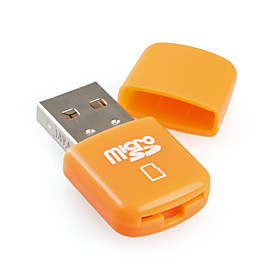 All-in-1 Mini USB Micro SD Card Reader