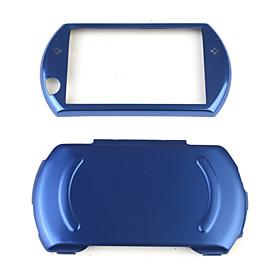 Light Aluminum Case Shell for Sony PSP Go (Deep Blue)