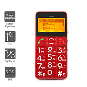 Senior Citizen - 1.8 Inch Bar Phone (FM)