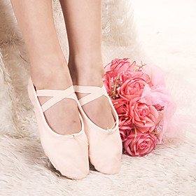 High Quality Canvas Upper Dance Shoes Ballet Slipper for Women and Men More Colors