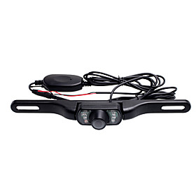 Wireless Car Rear View Camera For Car GPS with Night Vision Waterproof