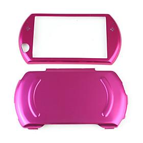 Light Aluminum Case Shell for Sony PSP Go (Pink)
