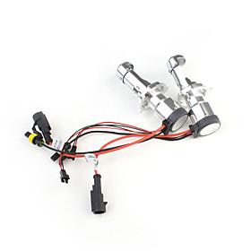 H4 8000K Vehicle HID Headlamp (2-pack)