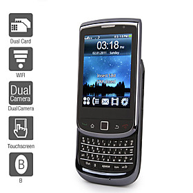 Dual SIM 2.8 Inch Slide Phone (WiFi, Dual Camera)