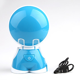 Pretty Interesting LED Lamp Small Lamp Blue