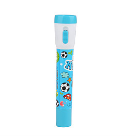 Cute Cartoon 2 in 1 Ball Pen and LED Flashlight(Light)