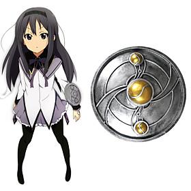 Puella Magi Homura Akemi Resin Cosplay Shield