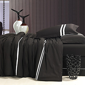 Race 4-piece Queen Duvet Cover Set