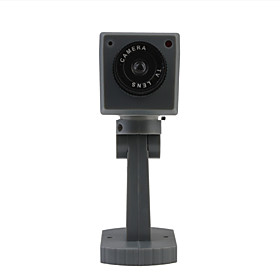 New Realistic Looking Security Camera 2 AA batteries