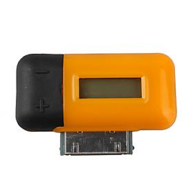 FM Wireless Transmitter for iPod/iPhone (Orange)