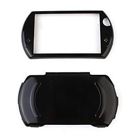 Light Aluminum Case Shell for Sony PSP Go (Black)