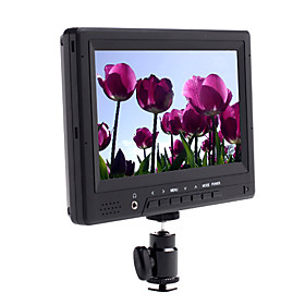 7 Inch DSLR HD LCD Monitor (1080P, HDMI In Out)