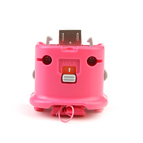 Premium MotionPlus for Wii/Wii U Remote (Pink)