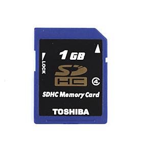 1GB Toshiba SDHC Memory Card