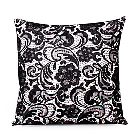Onna Cushion Cover (Black)