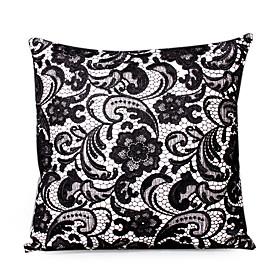 Onna Cushion Cover (Black)