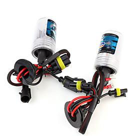 H7 6000K Vehicle HID Headlamp (2-pack)