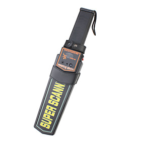 Rechargeable Security Super Scanner Metal Detector