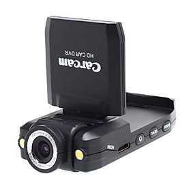 1080P Full HD Night Vision Car DVR, Car Black Box with 2.0 Inch Display, HDMI, CMOS Sensor