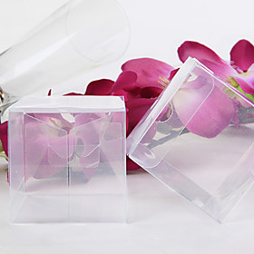 Transparent Favor Box (set of 12)